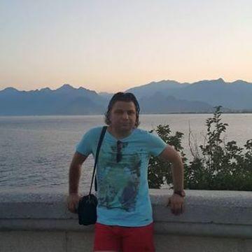 Mehmet Gökguz, 36, Antalya, Turkey