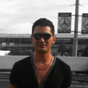 Mustafa Dogdu, 37, Izmir, Turkey