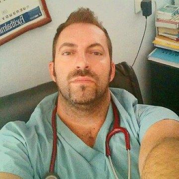 DrJack Cliff, 36, Istanbul, Turkey