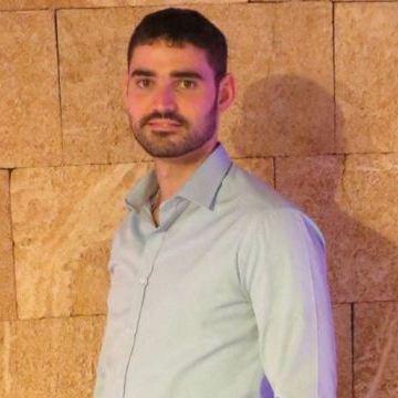 Ghassan Zein, 29, Dubai, United Arab Emirates