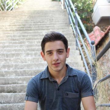 Emre, 20, Antalya, Turkey