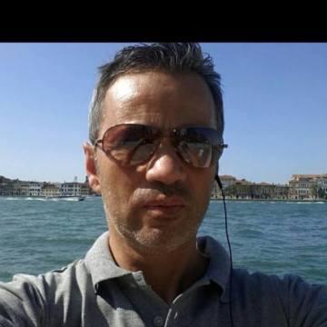 Federico Guadagnin, 45, Venezia, Italy