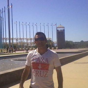 Javier Deliberto, 39, Rivadavia, Argentina