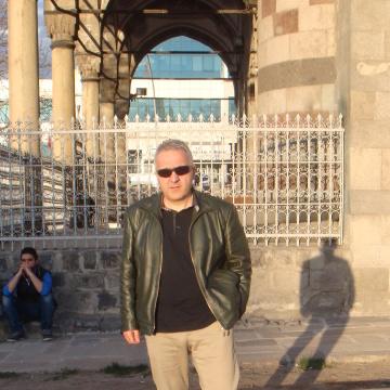 Özcan Şimşek, 44, Istanbul, Turkey
