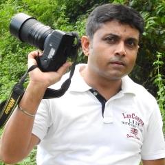 Bappaditya Ghosh, 34, Jalpaiguri, India