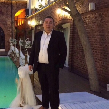CEM, 39, Ankara, Turkey