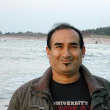 Shahram Jalal, 47, Bielefeld, Germany
