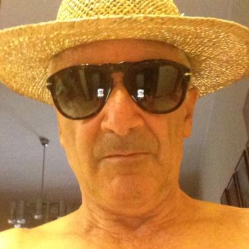 Lucio Serretiello, 69, Salerno, Italy