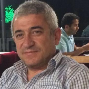 Ibrahim Okurlar, 49, Istanbul, Turkey