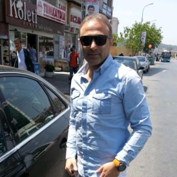 Ergin Baktemur, 36, Istanbul, Turkey