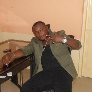 Nelson Lucky, 31, Accra, Ghana