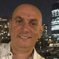 Simon Abraham, 46, Totowa, United States