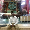 Mzee Hussein Hassan Swale, 42, Dubai, United Arab Emirates