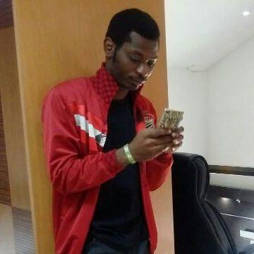 Felix Emmanuel, 30, Lagos, Nigeria