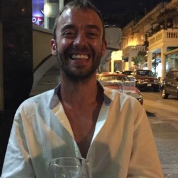 Alberto Garrido Rubio, 36, Albacete, Spain