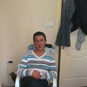 Ibrahim Ural, 39, Salihli, Turkey