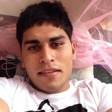 Jaiveer  Saroha, 24, Delhi, India