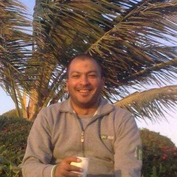Khaled Loudi, 40, Cairo, Egypt