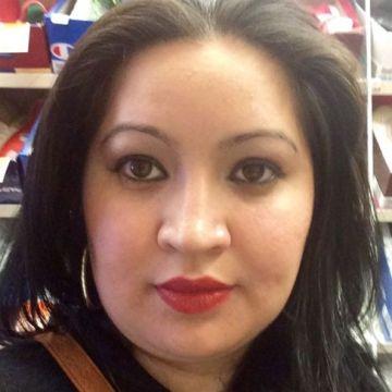 Elizabeth Hallman, 44, New Baltimore, United States