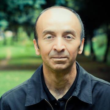 Luis Castañeda, 52, Bogota, Colombia