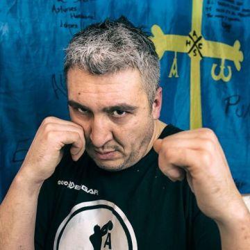 Alberto De Las Morenas, 42, Madrid, Spain