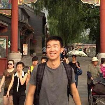 Minkang Yang, 24, Champaign, United States