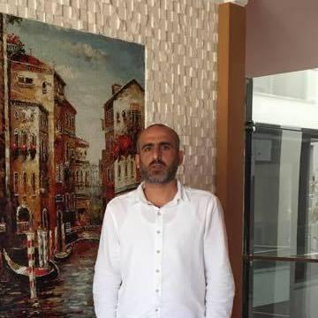 Tayfun TC, 35, Istanbul, Turkey