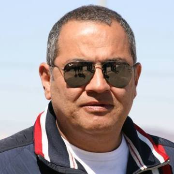 Mohammadali Marandian, 49, Istanbul, Turkey