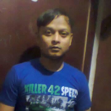Jagadish Dhal, 29, Mumbai, India