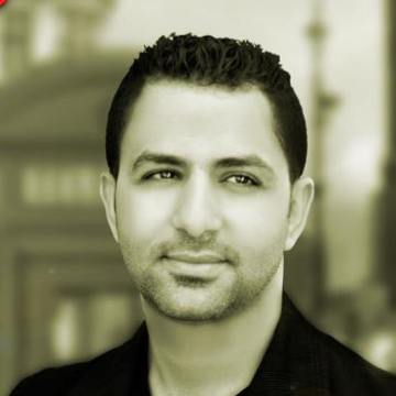 Hussien Shaker, 31, Cairo, Egypt