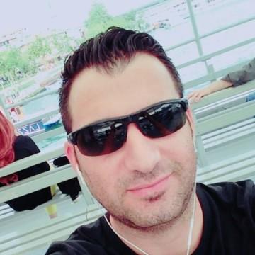 Serdar Aziz, 32, Istanbul, Turkey