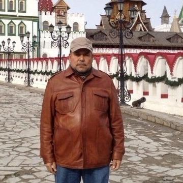 Kadhum, 51, Perm, Russia