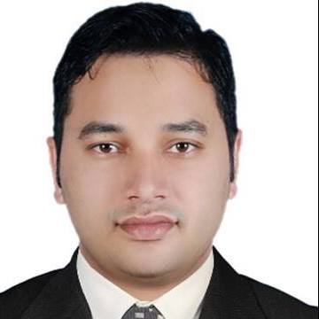 Muhammad Abbas, 33, Abu Dhabi, United Arab Emirates