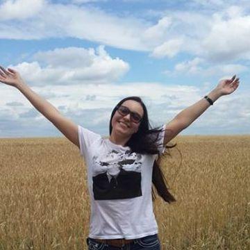 Katerina Semenyuk, 31, Kiev, Ukraine