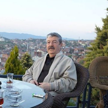 Ismail Usta, 64, Ankara, Turkey