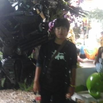 OHM, 21, Bangkok Noi, Thailand