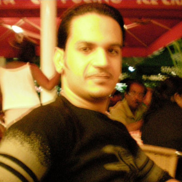 Zeyad AlKhaja, 36, Abu Dhabi, United Arab Emirates