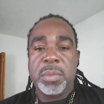 Lynden Fuller, 48, Nassau, Bahamas