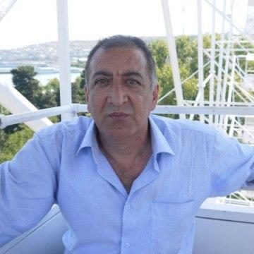 Фаик, 48, Baku, Azerbaijan