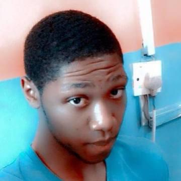 Simon, 23, Lagos, Nigeria