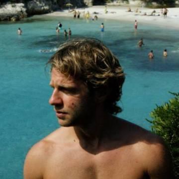 Gian Maria Rozzo, 28, Torino, Italy