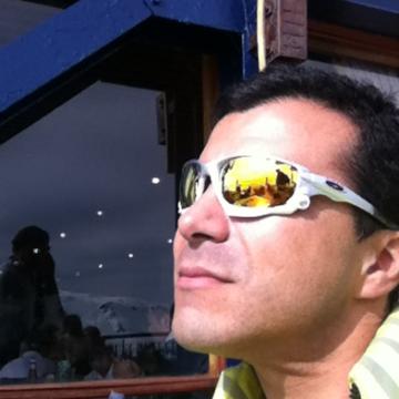 Pablo Caffiero, 46, Santiago, Chile