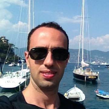 Alessandro Antonucci, 27, Milano, Italy
