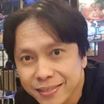 Samuel Indra, 36, Jakarta, Indonesia