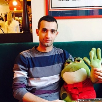 Анан, 26, Volgograd, Russia