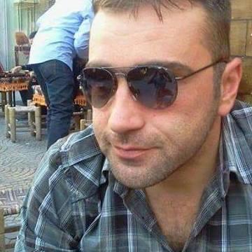Serhat Gök, 38, Sivas, Turkey