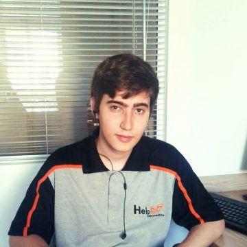 Joao Rodrigues, 20, Hortolandia, Brazil