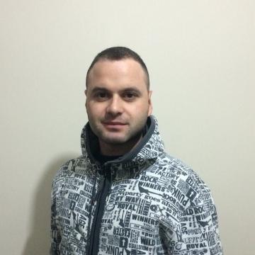 Murat Güner, 31, Istanbul, Turkey