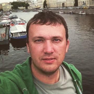Pavel Vovk, 31, Minsk, Belarus