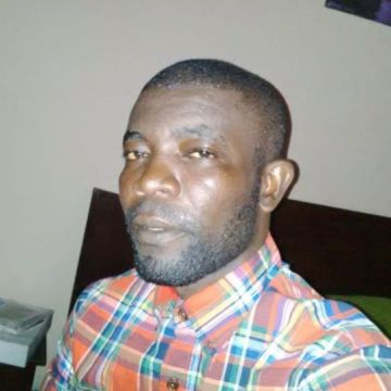 Ifeanyi Eke, 36, Lagos, Nigeria